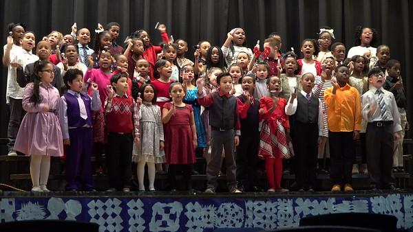 2017 Alexis 2nd Grade Winter Concert