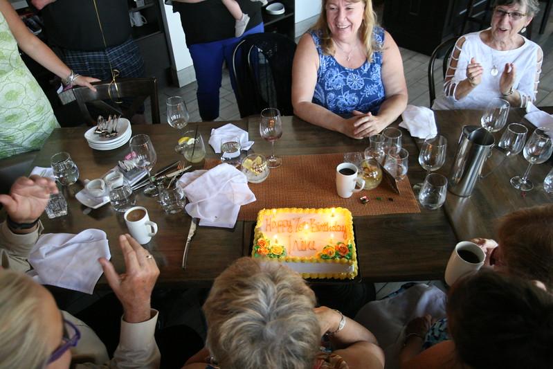 2017-Sept: Irene's 70th Birthday