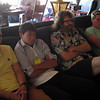 """The """"guys"""" at the TV--Beau,  Masaya (Elias' Japanese """"brother"""" he had just visited),  Nathan, Elias"""
