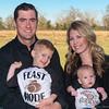 Clayton, Troy, Heather, and Tripp (l-r)