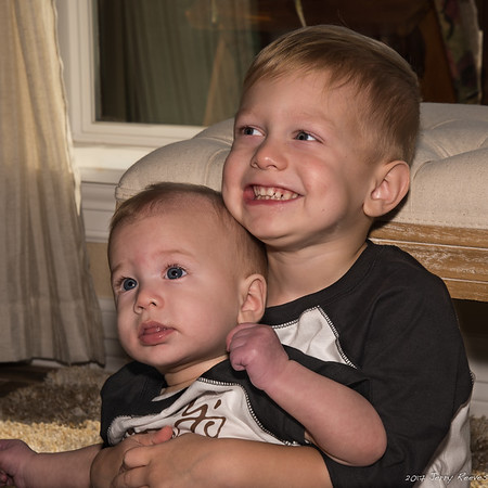Brothers - Tripp and Troy