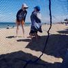 Through the net