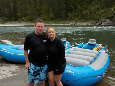 2017 Whitewater Rafting in Jackson