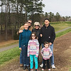 Family at Bond Park