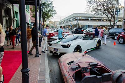 Ferraris and the Landspeeder