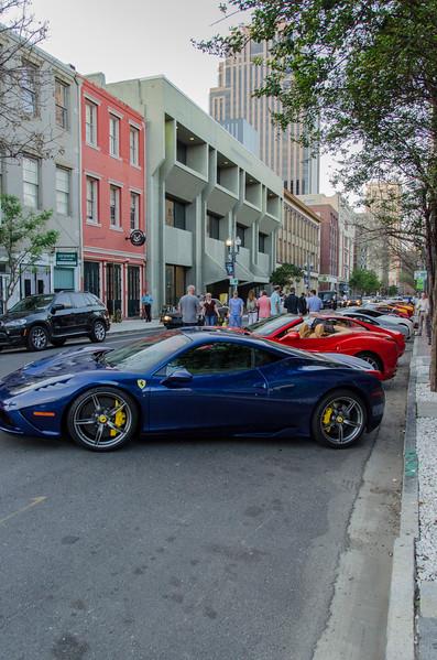 Ferrari rally