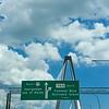 Ravenel Bridge Headed to Mt. Pleasant