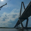 Charleston Harbor Tour - Ravenel Bridge