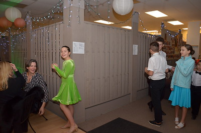 Sarah's Ballroom Dance Showcase