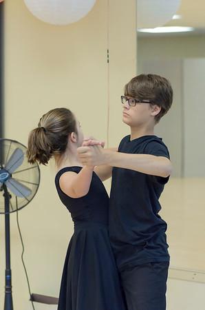 Sarah's Ballroom Dance Practice