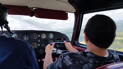 2017-07-29 AJ piloting a plane