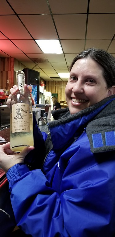 2017-11-06 Shanda's first Whiskey