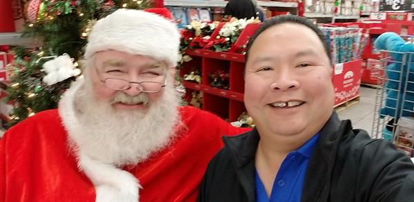 2017-12-02 Alvin with Santa