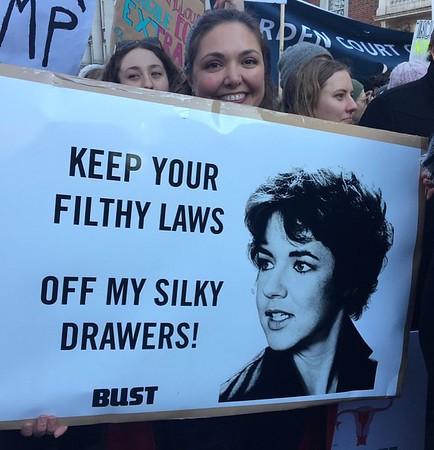 2017/01/21 Women's March LA