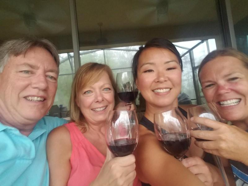 Mindy & Melissa visited July 2017