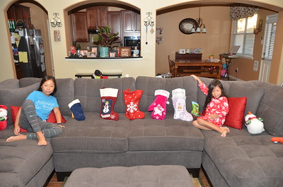 December 25, 2017 - Christmas Morning w/Auntie Bernice
