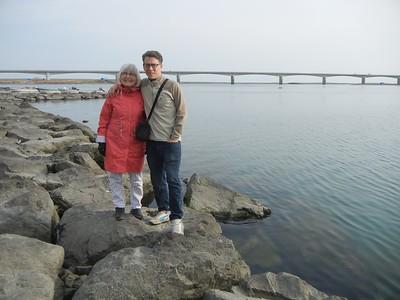 Mum and Dad visit Japan 2017