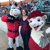 Baseball night with the Arkansas Travelers