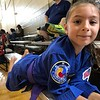 2017 0715 02 Maya at Karate Tournament