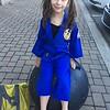 2017 0331 01 Maya outside karate