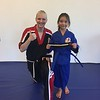 2017 0531 Maya is star karate student