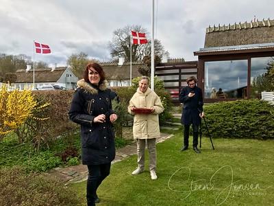 2017-04-17; Påsken 2017; Humlebæk;