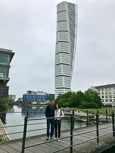 2017-05-25 Frederik & Anni visit Copenhagen & Malmø