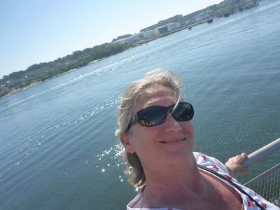 Barbara selfie