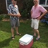 Cooler for the lobster run