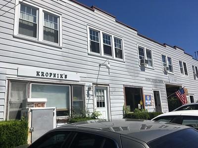 Kropnik's garage