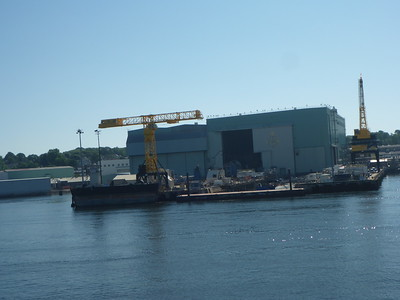 U-boat factory