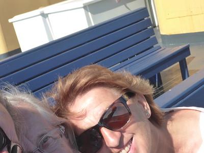 Barbara needs help with selfies!