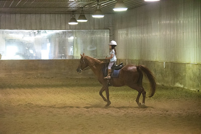201708 Ness Horse Lesson