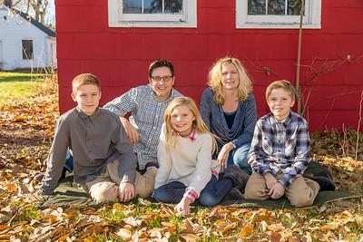 20171124 Schoen Family Photos