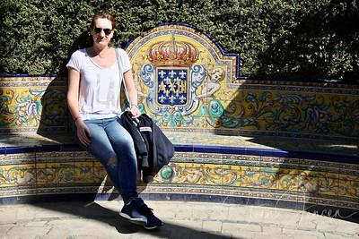 2018-03-25 Visit Córdoba-Seville-Spain