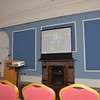 The Palatine Room, National Museum Ireland, Collins Barracks, Dublin, venue for the 18th Annual General Meeting of the Military Heritage Ireland Trust.