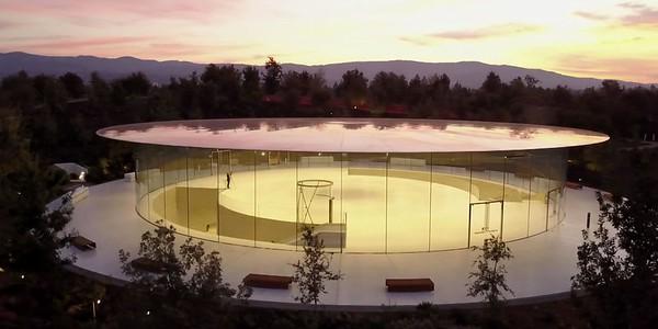 Steve Jobs Theater Apple Park 2018