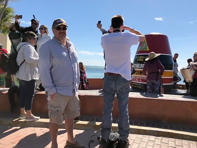 Southern Most Point In USA Key West Florida January 2018