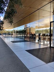 Apple Park Campus Visitors Center Apple Store 2-13-18