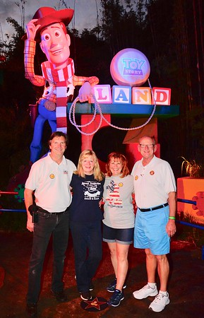 Tom O'Barr & Kathy Collier and Ann & Russell Bellmor Disney World December 2018 03