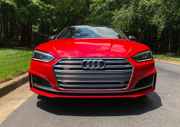 Russell's 2018 Audi S5 7-4-18