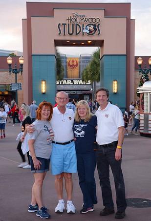 Ann & Russell Bellmor and Kathy Collier & Tom O'Barr Disney World December 2018 07