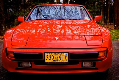 Our Old 1984 Porsche 944 Restored & Now Owned By Doug Roberts, Our Nephew February 2018 02