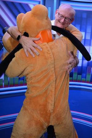 Russell Bellmor,With Goofy Disney World December 2018 05