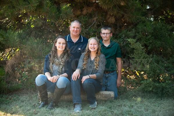 Thompson Family 2018