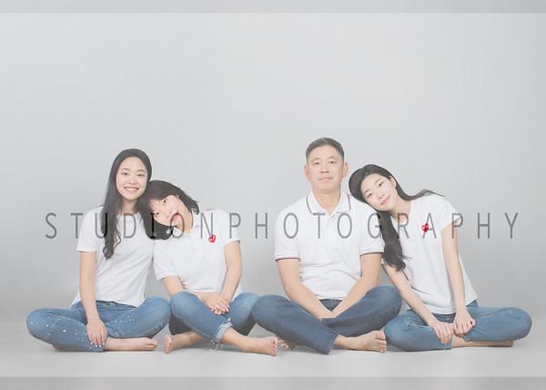 2018 Cho Family