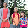 "Aug 8, 2018 - 1st day of school Carley Mac, 11, 6th, John David, 8, 3rd, Hazel Marie, 5, K5.  Photo by John David Helms,  <a href=""http://www.johndavidhelms.com"">http://www.johndavidhelms.com</a>"