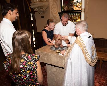 Brett Francis Baptism