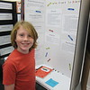 Matthew's Melting Properties of Crayon Melting and Color, Science Fair project, Ridgecrest Elem, 2/1/2018
