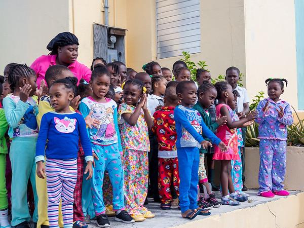 Wemyss Bight Primary School, Eleuthera, Bahamas